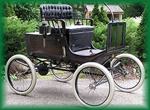 1900 Mobile stanhope steam car